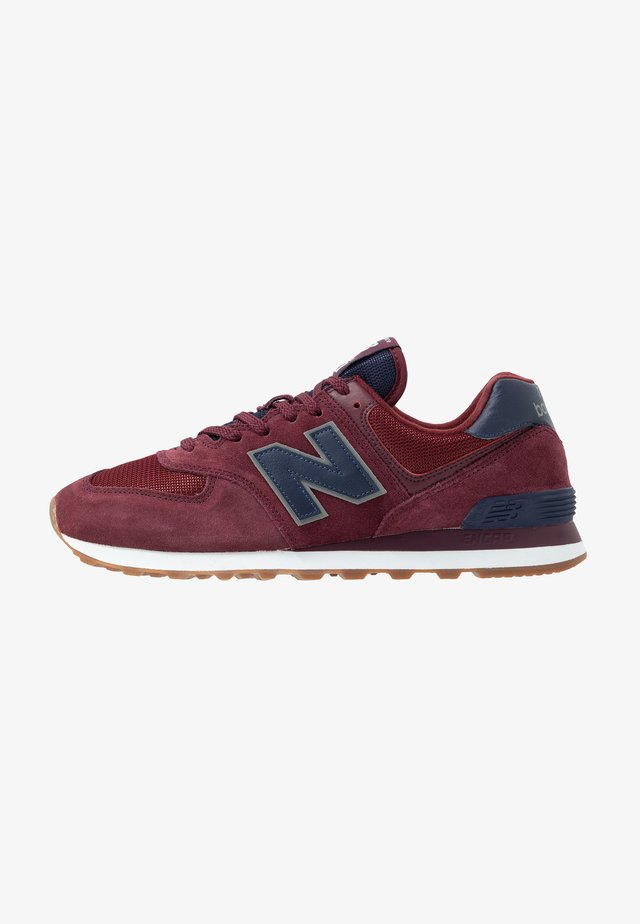 574 - Trainers - red/navy