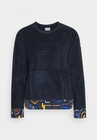 Columbia - EXPLORATION CREW - Sweat polaire - dark nocturnal - 4