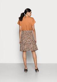 InWear - YASMEEN SKIRT - A-line skirt - natural forrest - 2