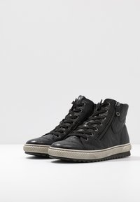 Gabor - Sneakers high - schwarz - 4