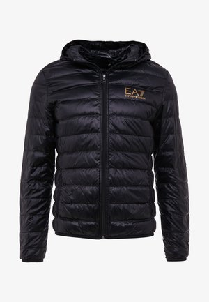 JACKET - Daunenjacke - black