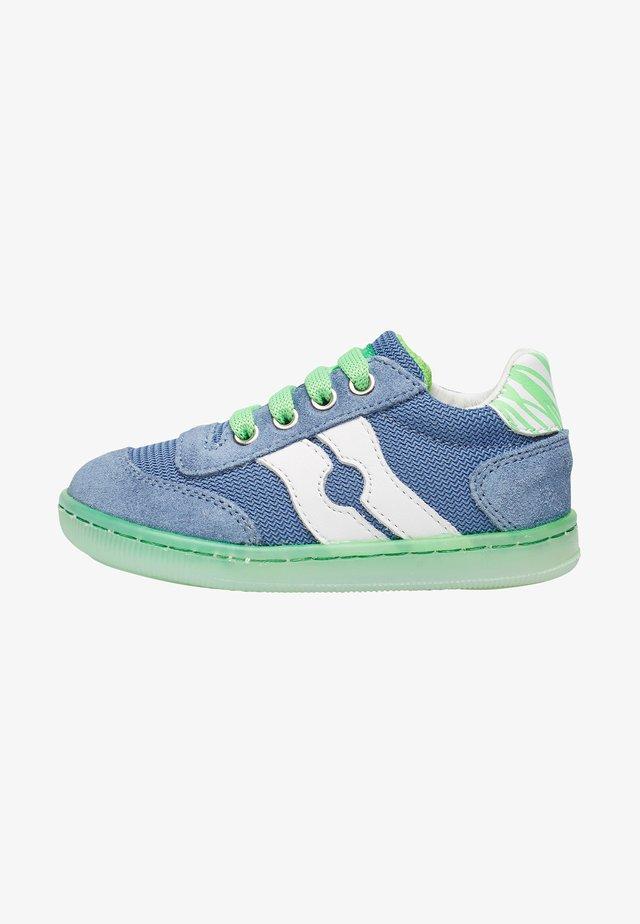 ABIR - Sneakers basse - azurblau
