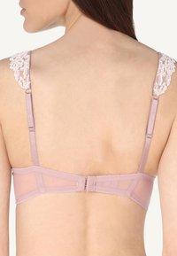 Intimissimi - GIORGIA PRETTY FLOWERS - Balconette bra - spring rose/ivory - 2