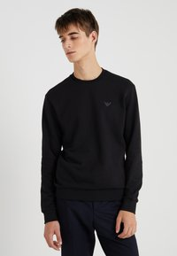 Emporio Armani - Sweatshirts - black - 0