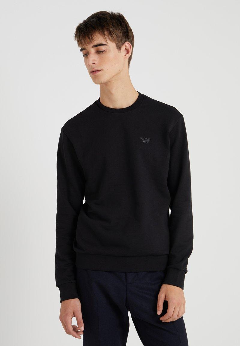Emporio Armani - Sweatshirts - black