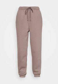 HARLEY JOGGER - Pantaloni sportivi - mink