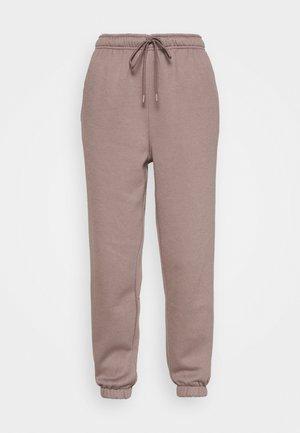 HARLEY JOGGER - Teplákové kalhoty - mink