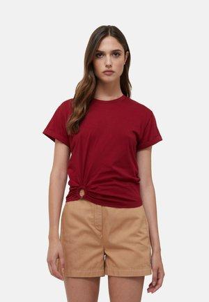 Basic T-shirt - rosso
