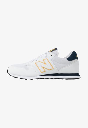 GM500 - Sneakers basse - white/yellow/navy