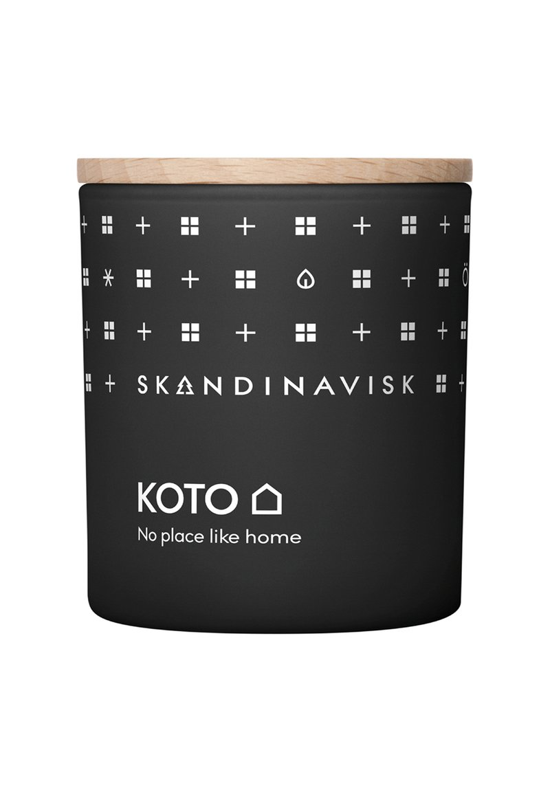 Skandinavisk - SCENTED CANDLE WITH LID - Scented candle - koto