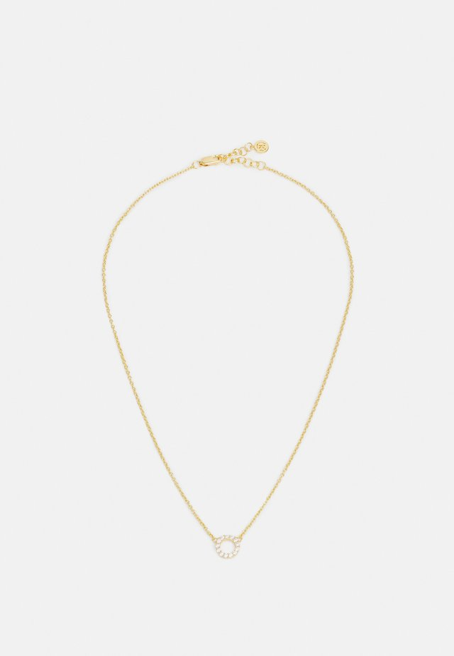 BIELLA PICCOLO NECKLACE - Collier - gold-coloured