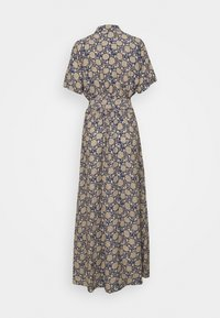 by-bar - LIZ BOMBAY DRESS - Shirt dress - blue - 1