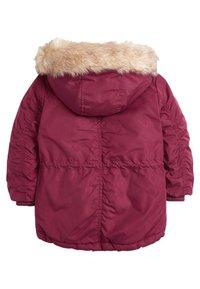 Next - Winter jacket - purple - 1