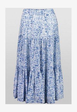 Pleated skirt - lake animal