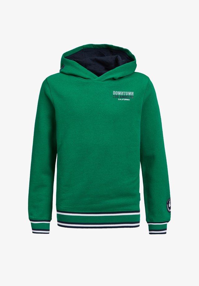 Sweat à capuche - bright green