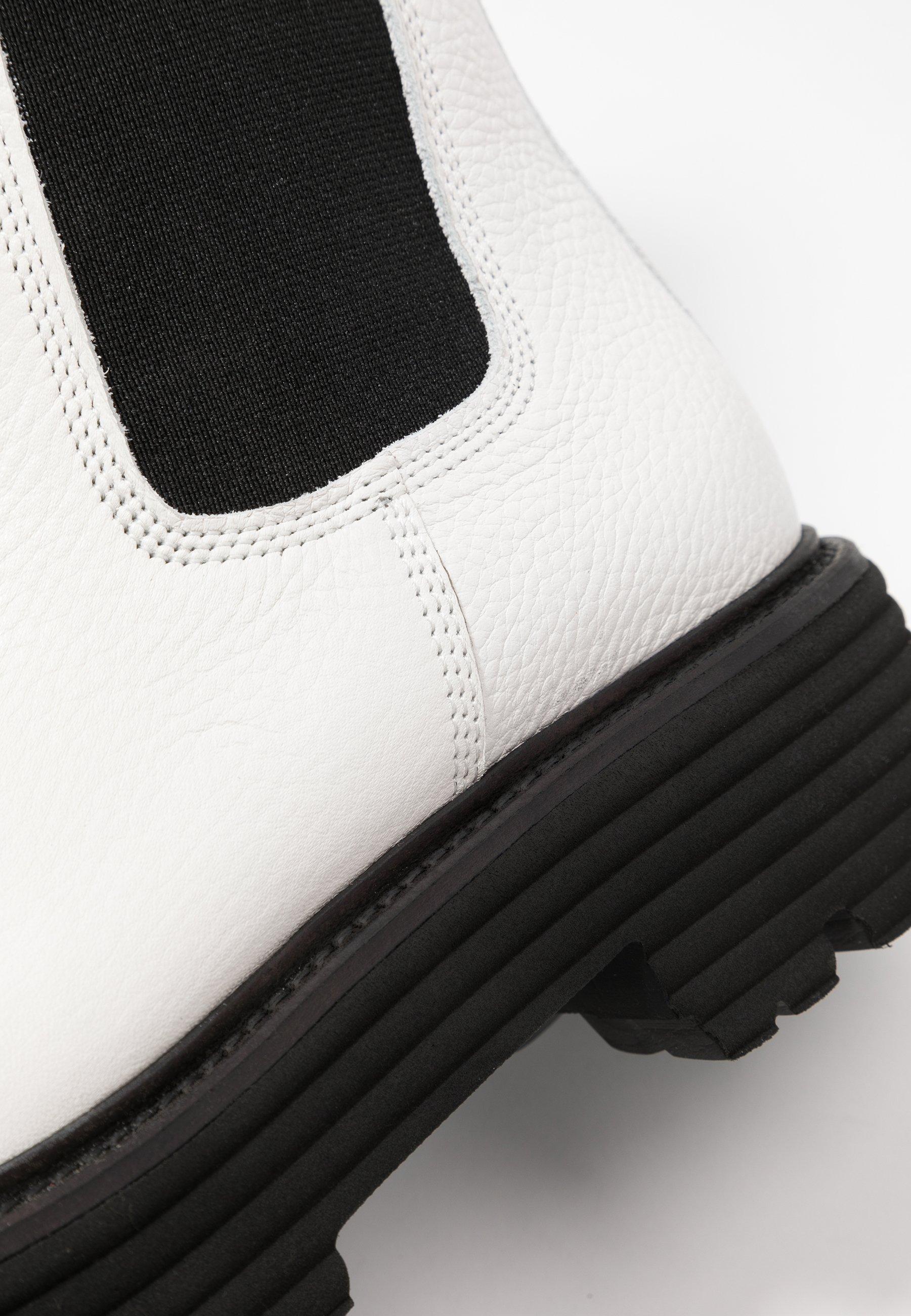 Kennel + Schmenger POWER Plateaustiefelette white/weiß