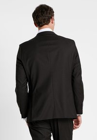 Bugatti - SUIT REGULAR FIT - Suit - dark brown - 3