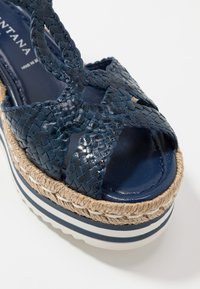 Pons Quintana - Platform sandals - azulon - 2