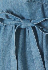 MAMALICIOUS - MLATHENS - Blouse - light blue denim - 2