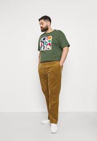 Polo Ralph Lauren Big & Tall - Print T-shirt - olive - 1