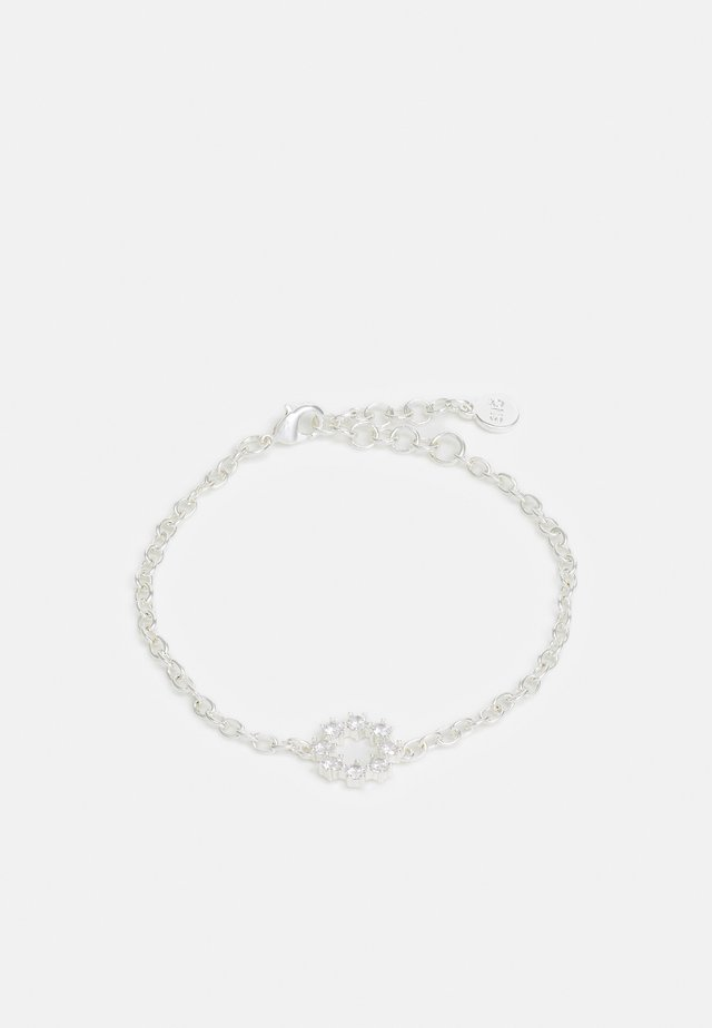 LUIRE ROUND CHAIN - Bracelet - silver-coloured