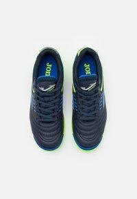 Joma - MAXIMA - Indoor football boots - dark blue - 3