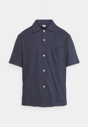 Shirt - dark greyish blue