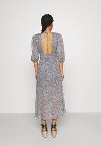 maje - RILOTA - Korte jurk - bleu - 2