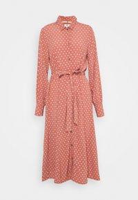 Noa Noa - SOFT MOSS - Shirt dress - red - 0