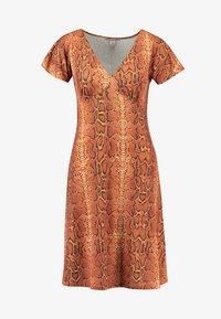 Anna Field - Day dress - orange - 3