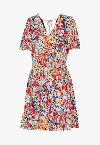 Rebecca Minkoff - SORCHA DRESS - Denní šaty - black/multi - 6
