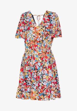 SORCHA DRESS - Sukienka letnia - black/multi