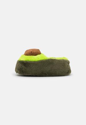 AVOCADO  - Slippers - green
