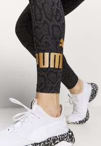 Puma - LEGGINGS - Medias - black - 3