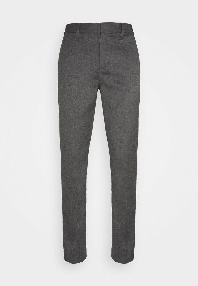 DRESS PANT - Pantalones - mid grey