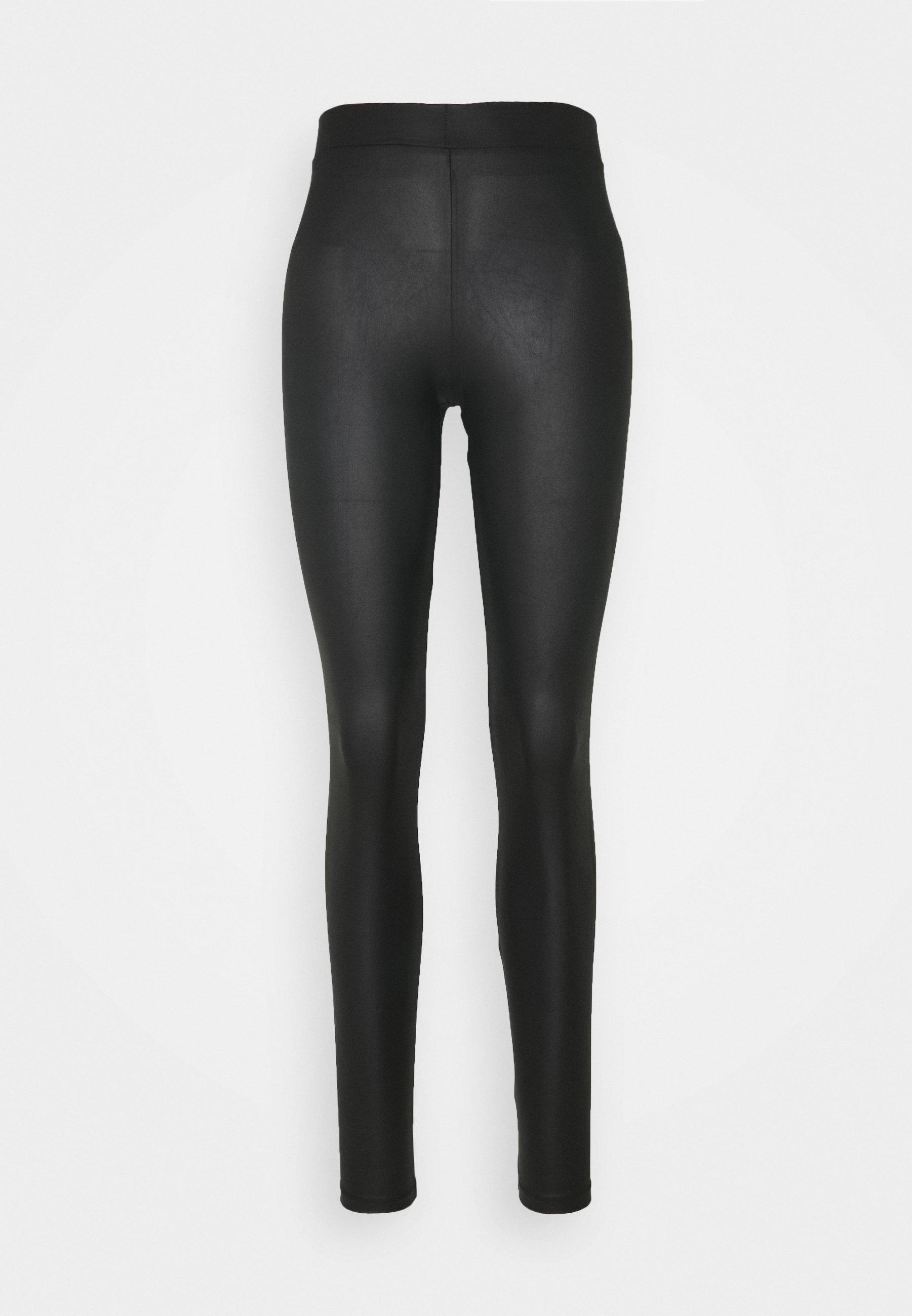 Women PCNEW SHINY TALL - Leggings - Trousers