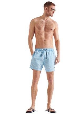 SD STUDIOS  - Swimming shorts - white