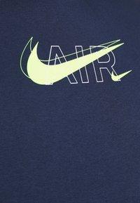 Nike Sportswear - HOODIE AIR  - Felpa con cappuccio - midnight navy - 4