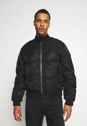 AXEL - Bomber Jacket - black