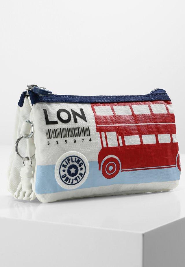 CREATIVITY L - Wash bag - white