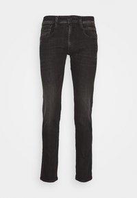 ANBASS - Slim fit jeans - dark grey