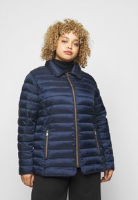 Lauren Ralph Lauren Woman - FILL JACKET - Light jacket - navy - 0