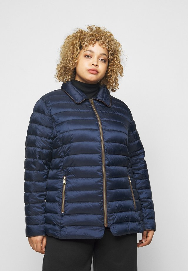 FILL JACKET - Lett jakke - navy