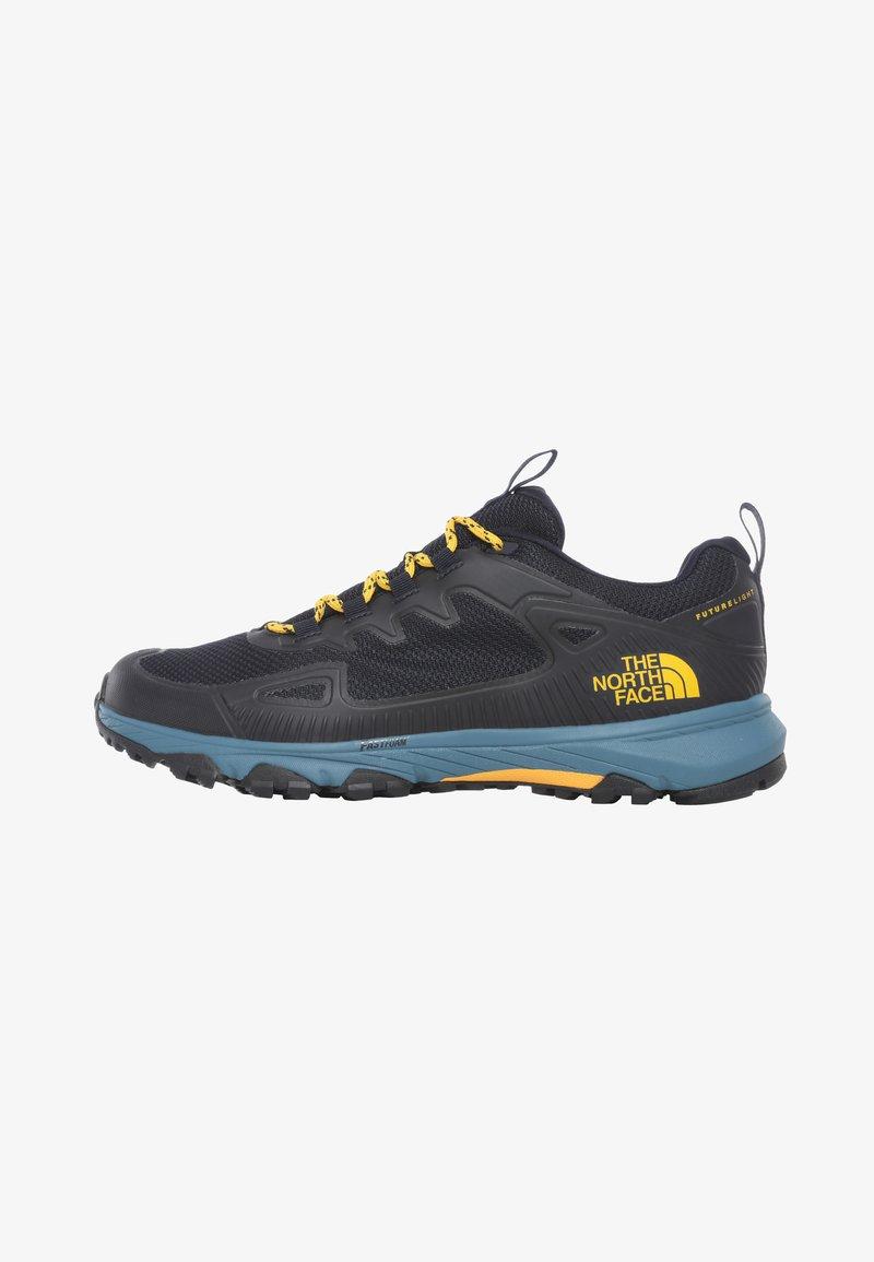 The North Face - Hiking shoes - aviator navy/mallard blue