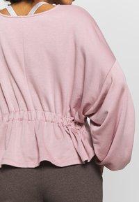 Free People - GOOD TO GO - Sweatshirt - light pink - 4