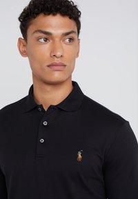 Polo Ralph Lauren - PIMA KNT - Polo shirt - black - 4