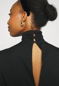 IVY & OAK Maternity - DORIS - Maxi dress - black - 4