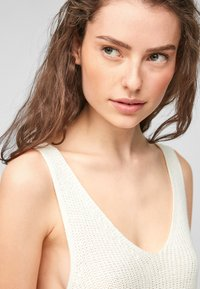 s.Oliver - Top - offwhite - 4