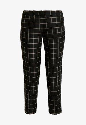 HOSE FREIZEIT - Kalhoty - black