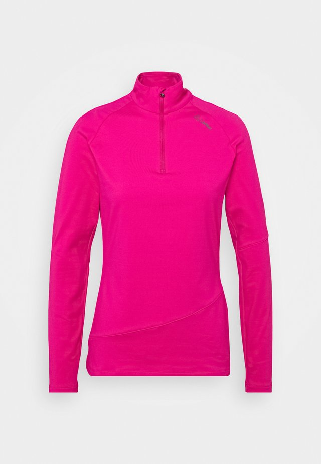 MIDLAYER EVO - Sports shirt - magenta